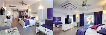 Riu Palace Bavaro, Villa Junior Suite Superior Jacuzzi and Suite Jacuzzi