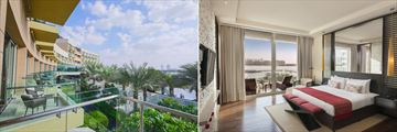 Junior Suite and Senior Suite at Rixos The Palm Dubai Hotel & Suites