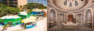 Rixy Club and Spa Turkish hammams at Rixos The Palm Dubai Hotel & Suites