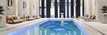 Rosewood Hotel Georgia, Indoor Pool