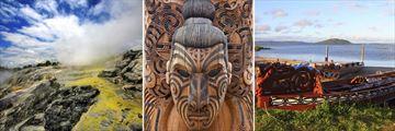 Rotorua Landscapes & Rich Maori Culture