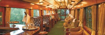 The Rovos Rail Lounge Carriage, South Africa