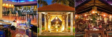 Royal Palms Beach Hotel, Kalutara, Dining Options