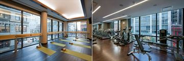 Royalton Park Avenue, Fitness Centre