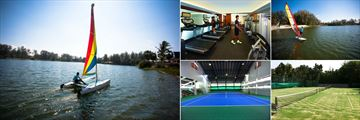 Outrigger Laguna Phuket Beach Resort, Sailing, Fitness Centre, Windsurfing, Outdoor Tennis and Indoor Tennis