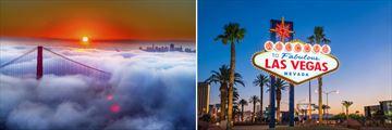San Francisco & Las Vegas