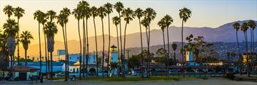 Santa Barbara promenade