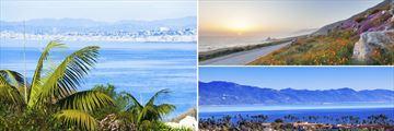 Santa Monica, Big Sur & Santa Barbara