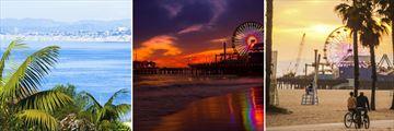 Discovering Santa Monica