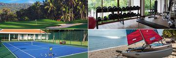 Santiburi Beach Resort, Golf & Spa, Golf, Sports Centre, Sailing and Tennis