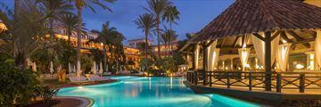 The pool at Secrets Bahia Real Resort & Spa