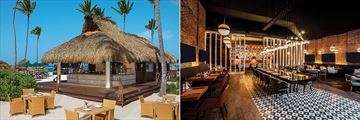 Barefoot Grill and Bluewater Grill at Secrets Royal Beach Punta Cana