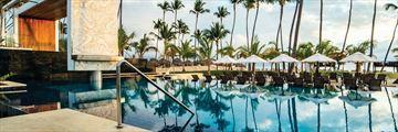 The main pool at Secrets Royal Beach Punta Cana