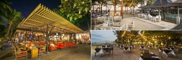 Segara Village Resort, Sanur, Byrdhouse Beach Club, Amuse Geule Patisserie and Le Pirate