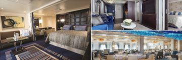Seven Seas Explorer interiors