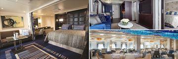 Seven Seas Explorer interiors