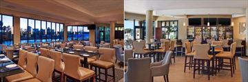 Sheraton Tampa Riverwalk Hotel, Rivers Edge Restaurant