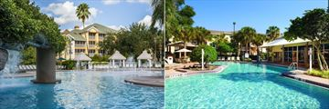 Sheraton Vistana Resort, Cascades Pool and Pool
