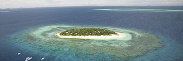 Small Tropical Island, Fiji