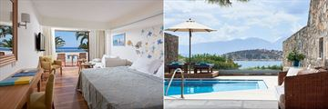 Double Room and Classic Studio Suite at St Nicolas Bay Resort Hotel & Villas