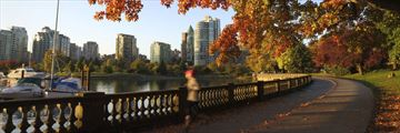 Stanley Park Seawall, Vancouver