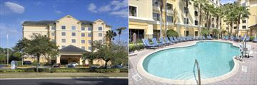 staySky Suites I-Drive Orlando, Exterior and Poolside