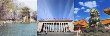 Summer Palace, Tiananmen Square & The Forbidden City, Beijing