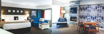 Summit Lodge & Spa, Executive Suite