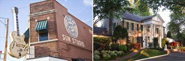 Sun Studio & Graceland, Memphis