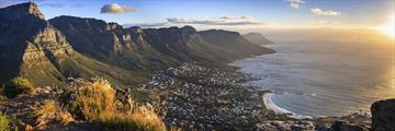 Sunset at Cape Town