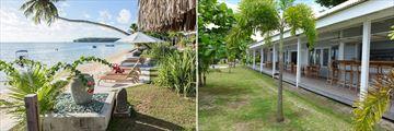 Moorea Beach Lodge, Tahiti