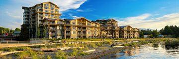 The Beach Club Resort, Exterior and Boardwalk