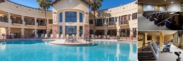 The Berkley, Orlando, Pool, Movie Theatre and Fitness Centre