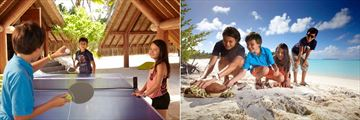 The Brando, Kids' Activities and Lagoon School for Kids