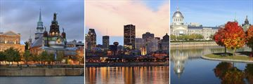 Montreal City, Quebec