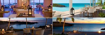The Cove Eleuthera, Dining Venues