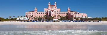 The Don Cesar, Hotel Exterior