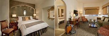 The Kimberly Boutique Suite Hotel, Luxury One Bedroom Suite