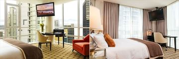 The Loden Hotel, Park Vista Room and Signature Corner Room