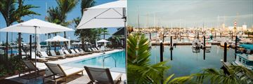 The Perry Hotel - Key West, Pool and Marina