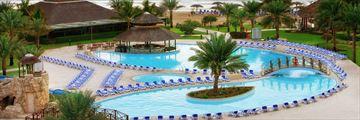 The Pool at Fujairah Rotana Resort & Spa