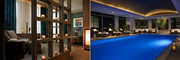 The Ritz-Carlton, Spa and Pool