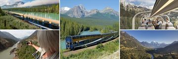The Rocky Mountaineer Experience & Journey Scenery
