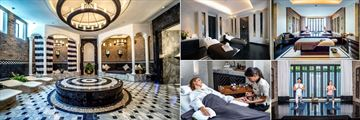 The Siam Hotel, Opium Spa Bathhouse, Treatment Room, Massage Room, Yoga, Hair and Nail Salon