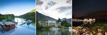 The Spirit Bear Lodge