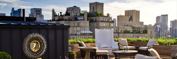 The Surrey, Private Roof Garden Views