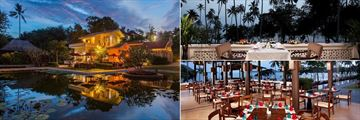 The Vijitt Resort, Phuket, Dining Venues