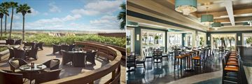 Splash Poolside Grill and Oceans Beachfront Dining at The Westin Hilton Head Island Resort & Spa
