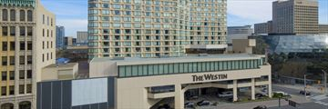 The Westin Ottawa, Exterior