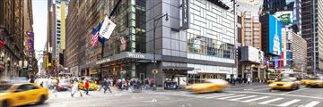 The Westin Times Square New York, Exterior Street View